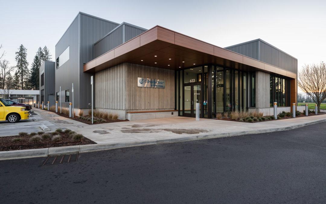 Corvallis Clinic Medical Center